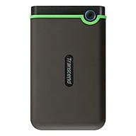 Ổ Cứng Di Động Transcend M3S 2TB Slim USB 3.0 3.1 TS2TSJ25M3S - Hàng Chính Hãng thumbnail
