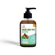 Nước rửa tay chiết xuất Bồ Hòn và tinh dầu Bạc Hà 250ml JULYHOUSE sạch khuẩn, khử mùi thumbnail