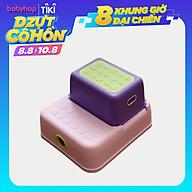Ghế kê chân 2 bậc đa năng H2 thương hiệu babyhop dành cho bé từ 1,5 tuổi thiết kế đế chống trượt chịu lực 70kg thumbnail