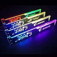 Thanh Led RGB Aorus Rog đồng bộ Hub , Dùng độ trang trí cho VGA máy tính - hàng nhập khẩu thumbnail