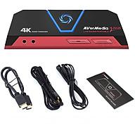 Thiết Bị Ghi Hình và Livestream Avermedia 2 Plus GC-513 Cho Gamer Độ Phân Giải Ultra HD 4K AnZ - Hàng Chính Hãng thumbnail