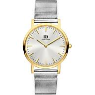 Đồng hồ Nữ Danish Design dây thép không gỉ 35mm - IV65Q1235 thumbnail