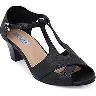 Giày Sandal Nữ Rosata RO45 - Đen thumbnail