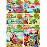 Bộ Truyện Cổ Tích Việt Nam Đặc Sắc (Bộ 6 Cuốn) - Tủ Sách Phát Triển Ngôn Ngữ Tiếng Việt thumbnail