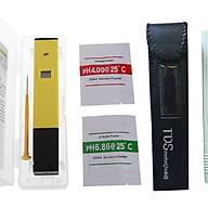 Combo bút đo độ PH và bút thử nước TDS-3 kèm bao da thumbnail