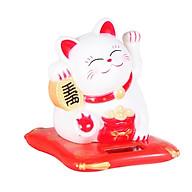 Mèo thần tài năng lượng mặt trời MTT01 thumbnail