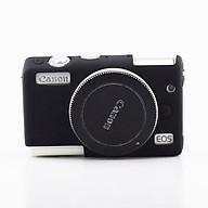 Bao Da Case Silicon Cho Máy Ảnh Canon M10 thumbnail