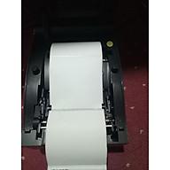 Combo 10 cuộn Giấy in tem đơn hàng vận chuyển 80 80mm thumbnail