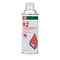 Chai xịt Dầu tách khuôn đúc R2 (R-2) NABAKEM 420ml cho sản phẩm đúc có phủ sơn NABAKEM, dầu tách khuôn R2 NABAKEM, Bôi trơn và chống dính khuôn nhựa và cao su thumbnail