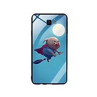 Ốp Lưng Kính Cường Lực cho điện thoại Samsung Galaxy J7 Prime - Pig 11 thumbnail