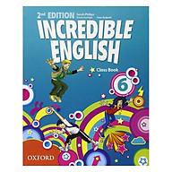 Incredible English 6 Class Book thumbnail