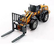 Xe đồ chơi mô hình xe nâng hàng chất liệu nhựa an toàn, tỷ lệ lớn (hàng nhập khẩu) thumbnail