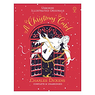 Usborne Illustrated Originals A Christmas Carol (Christmas books) thumbnail