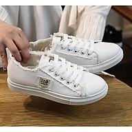 Giày thể thao vải nữ ba màu thời trang GN04-02 thumbnail