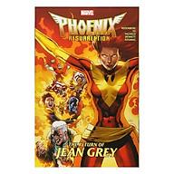 Marvel Comics Phoenix Resurrection The Return Of Jean Grey thumbnail