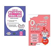 Combo 2 Cuốn Luyện Thi Olympic Toán - Anh Lớp 5 thumbnail