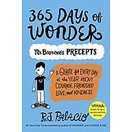 365 Days of Wonder Mr. Browne s Precepts thumbnail