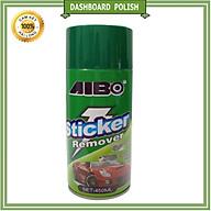Bình xịt tẩy vết bẩn, keo dán, nhựa đường AIBO thumbnail