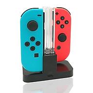Bộ dock sạc đa năng kèm giá đỡ cho Nintendo Switch - Hàng Nhập Khẩu thumbnail