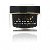 Kem Ngừa mụn trắng da, mờ thâm và se khít lỗ chân lông cao cấp Kbone (VIP đen 15g) thumbnail
