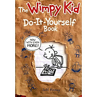 Diary Of A Wimpy Kid The Wimpy Kid Do-It-Yourself Book thumbnail