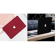 Case Macbook Air 13 (2018-2021) nhiều màu (Tặng kèm Nút chống bụi + bộ chống gãy sạc) thumbnail