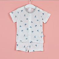 Bộ quần áo bé trai nhập khẩu Hàn Quốc thumbnail