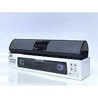 Loa bluetooth speaker LANITH A2 dáng dài 2 loa cực đỉnh Tặng kèm dây sạc 3 đầu - Kiểu dáng sang trọng hỗ trợ thẻ nhớ, đài FM - Hàng nhập khẩu LWR000A2.CAP001 thumbnail