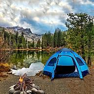 Lều Cắm Trại Tự Bung Hai Lớp Dạng Lục Giác Dành Cho 5-6 Người GL1269 thumbnail