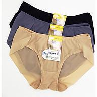 Combo 3 quần lót thun lạnh dành cho người từ 50kg-70kg - Q6632 thumbnail