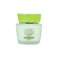 Kem Dưỡng Da Mặt 3W CLINIC ALOE FULL WATER ACTIVATING CREAM thumbnail