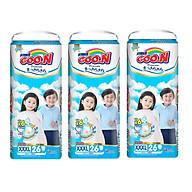 Combo 3 Gói Tã Quần Goo.n Premium Gói Cực Đại XXXL26 (26 Miếng) thumbnail