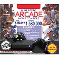 Máy điện tử chơi game console cổ điểm kết nối PC + TV hơn 4000 games Bộ điều khiển chơi game tay cầm không dây Joystcik thumbnail