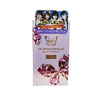 Bao Cao Su Gai Nhật Bản Tăng Kích Thích Jex Glamourous Butterfly Dot Type (Hộp 8c) - Che Tên Sản Phẩm - SHOP THIÊN THAI thumbnail