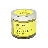 Mặt nạ sáng da Auravedic Ritual Skin Lightening Mask 100g thumbnail