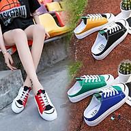 giày sục phối màu cho cô nàng cá tính HD14 thumbnail