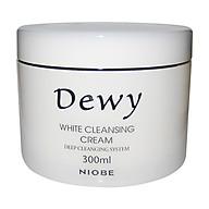 Niobe - Dewy White Cleansing Cream - Kem Tẩy Trang Trắng Sáng Da thumbnail