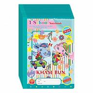 Lốc 10 Tập (vở) 4 Ô Ly 1st School KLONG 80 trang MS 040 thumbnail