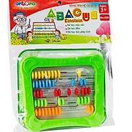 Bảng tính Abacus hệ số 10 ANTONA - Giao màu ngẫu nhiên thumbnail