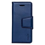 Bao Da Dada Cho Điện Thoại iPhone 6 Plus 6s Plus DADA-IP6P-NA (Xanh Đen) - Hàng Chính Hãng thumbnail