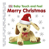 Baby Touch and Feel Merry Christmas thumbnail