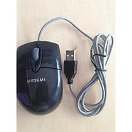 Chuột MITSUMI Sứ Nhỏ Cổng USB - Hàng Nhập Khẩu thumbnail