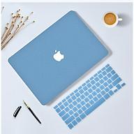 Combo ốp kèm phủ phím dành cho Macbook màu Xanh Pastel đủ dòng thumbnail