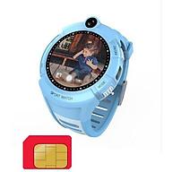 Đồng hồ thông minh trẻ em ANNCOE A360 nghe gọi định vị từ xa + Tặng SIM 4G - Hàng Chính Hãng thumbnail