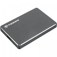 Ổ Cứng Di Động Transcend 2TB StoreJet C3N Luxury Slim USB 3.1 - Hàng Chính Hãng thumbnail