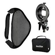 Godox Smart Softbox (60 x 60 cm) With Godox S Shape Adapter - Hàng Nhập Khẩu thumbnail