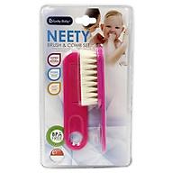 Bộ 2 lược cho bé Neety Brush & Comb Set Lucky Baby thumbnail