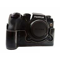 Bao Da Halfcase Chống Sốc Dành Cho Máy Ảnh Fujifilm XH1 thumbnail