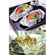Màng nhôm bọc thực phẩm 25cm x 8m nội địa Nhật Bản thumbnail