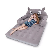 Giường hơi cao cấp TOTORO - Tặng kèm bơm điện thumbnail